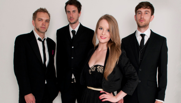 Flowers-Live-Wedding-Band-For-Hire-Suits